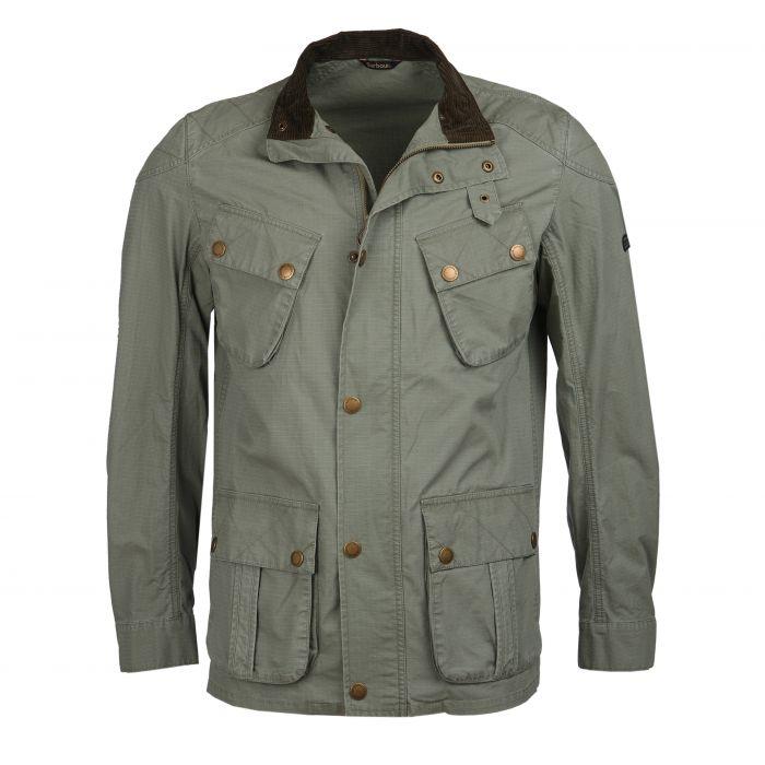 B.Intl Tees Ripstop Casual Jacket