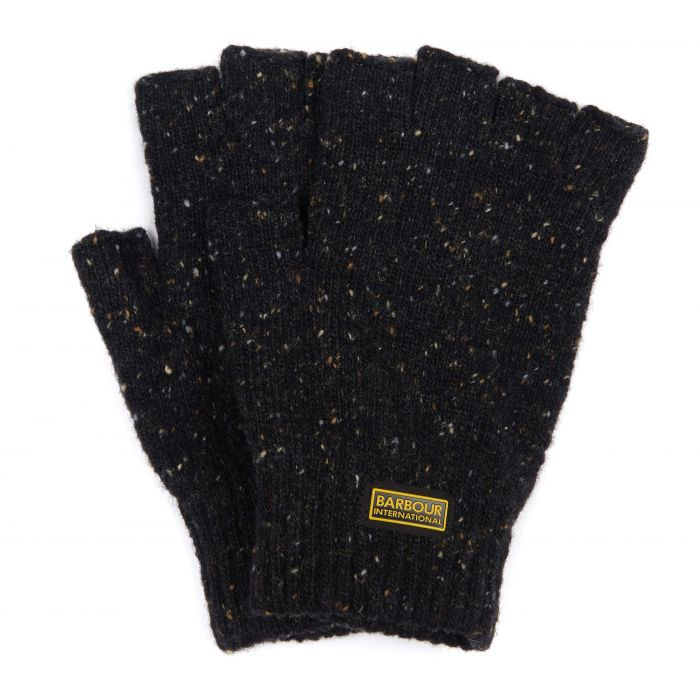 B.Intl Fingerless Knitted Gloves