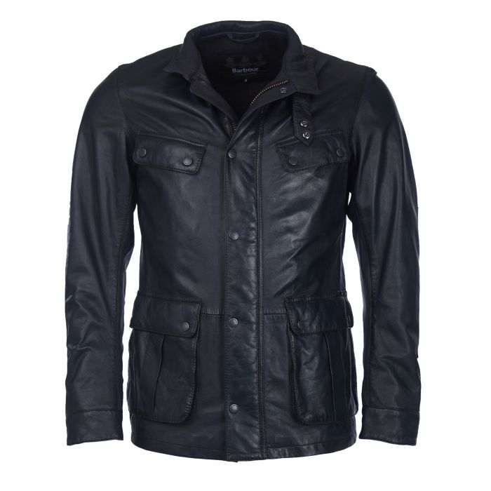 B.Intl Steve McQueen™ Sendle Leather Jacket