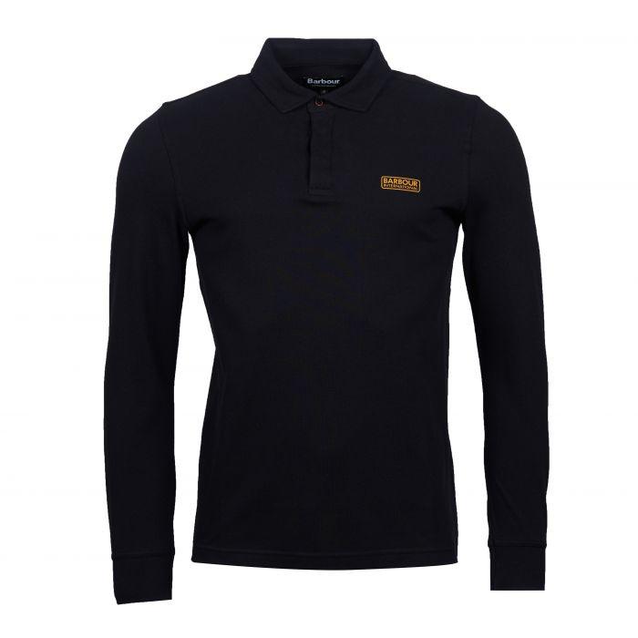 B.Intl Antrim Long Sleeved Polo Shirt