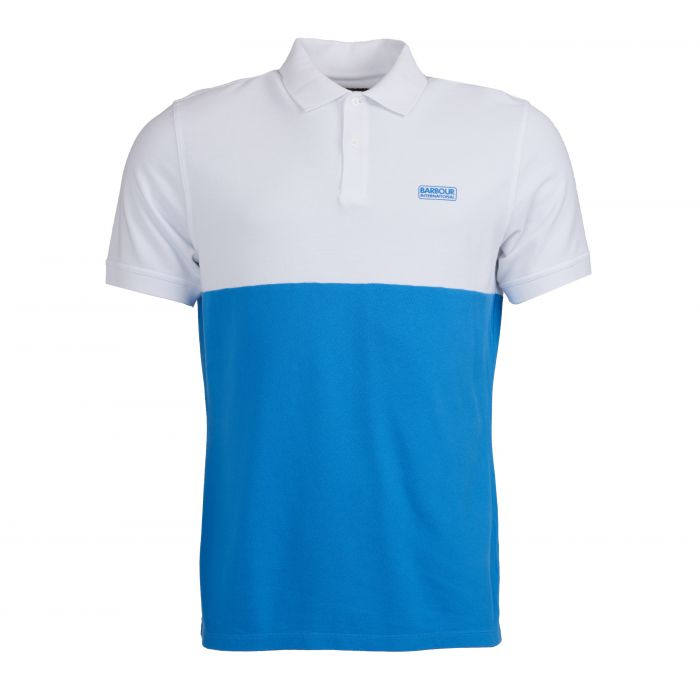 B.Intl Cotter Polo Shirt