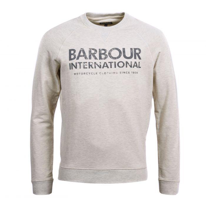 B.Intl Radial Crew Neck Sweatshirt
