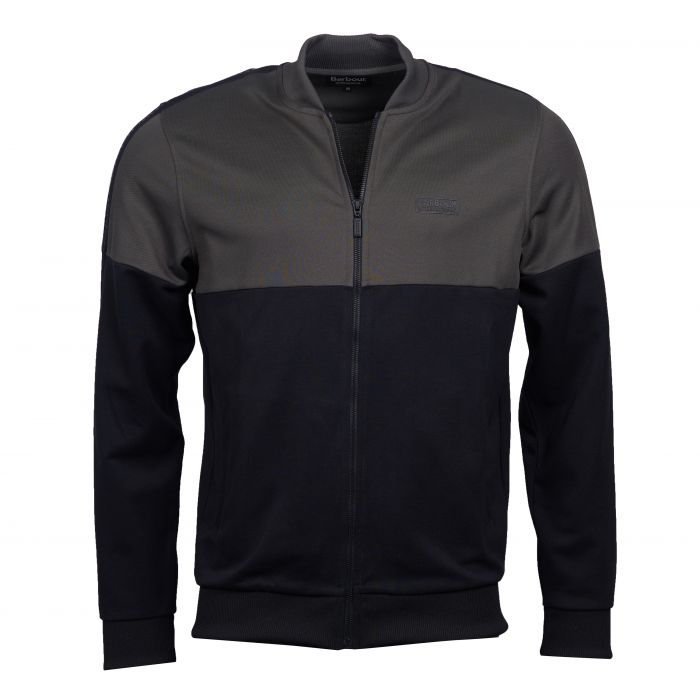 B.Intl Sensor Zip Through Track Top