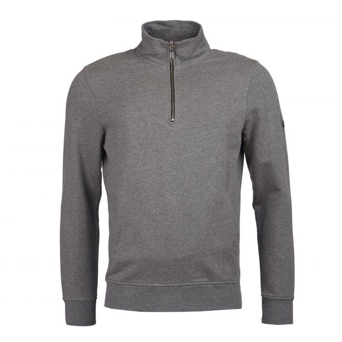 B.Intl Brayton Half Zip Sweater