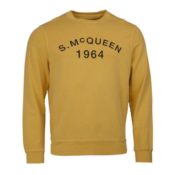 B.Intl Steve McQueen™ Vintage Crew Neck Sweatshirt