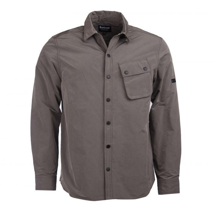 B.Intl Control Overshirt