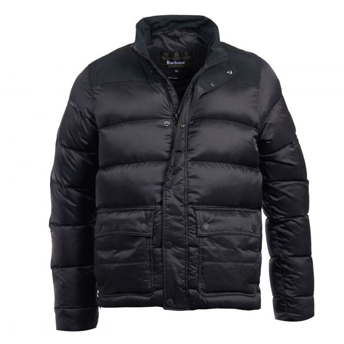 B.Intl Tuck Quilted Jacket