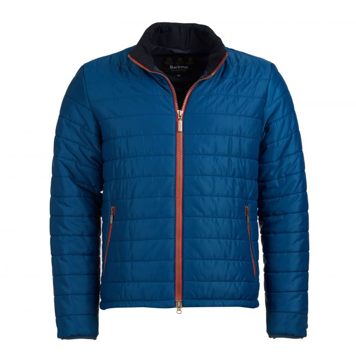 B.Intl Locking Quilted Jacket