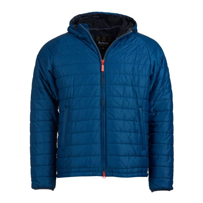 B.Intl Locking Hooded Quilted Jacket