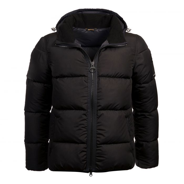 B.Intl Soot Down Quilted Jacket