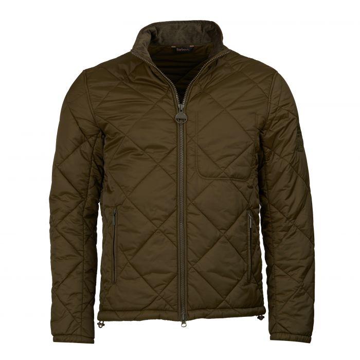 B.Intl Steve McQueen™ Acadia Quilted Jacket
