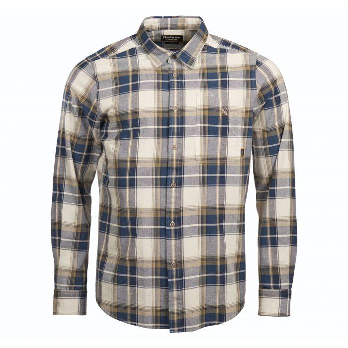 B.Intl Spiral Slim Fit Shirt