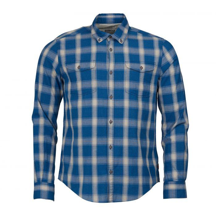 B.Intl Steve McQueen™ Holman Check Sliim Fit Shirt