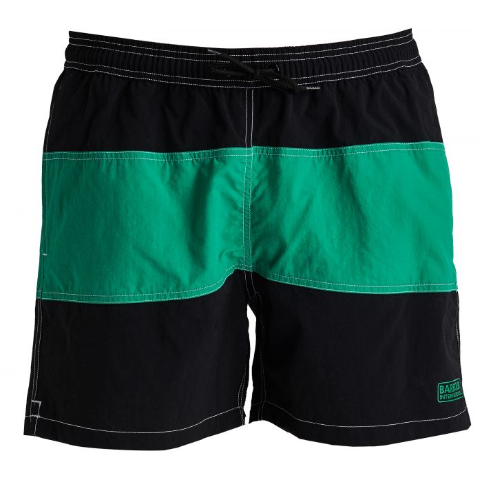 B.Intl Block Swim Shorts