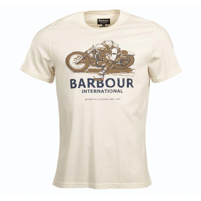 B.Intl Turn Crew Neck T-Shirt