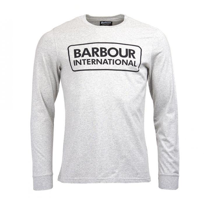 B.Intl Long Sleeved Large Logo T-Shirt