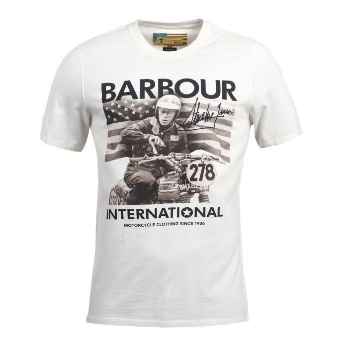 B.Intl Steve McQueen™ Paddock T-Shirt
