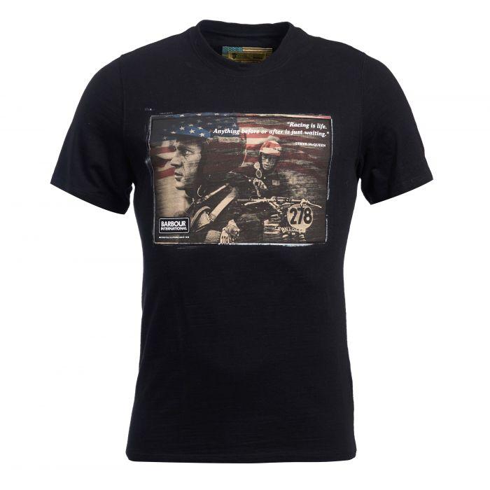 B.Intl Steve McQueen™ Ratchets T-Shirt