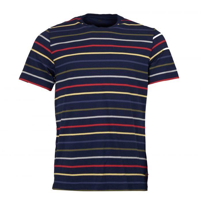 B.Intl Steve McQueen™ Radial Stripe T-Shirt