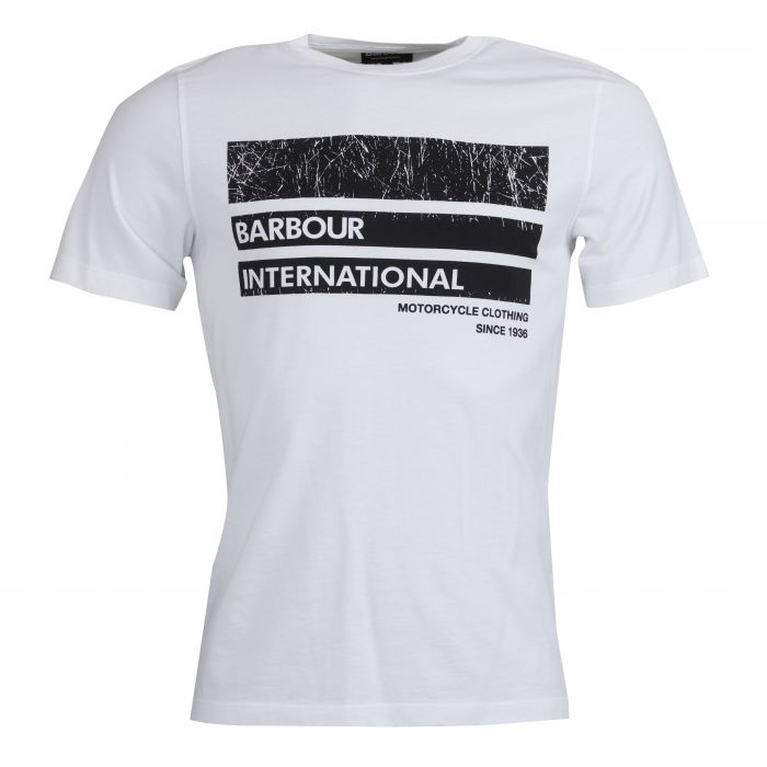 B.Intl Distort T-Shirt