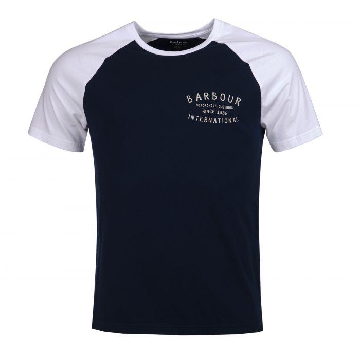 B.Intl Etch Raglan T-Shirt