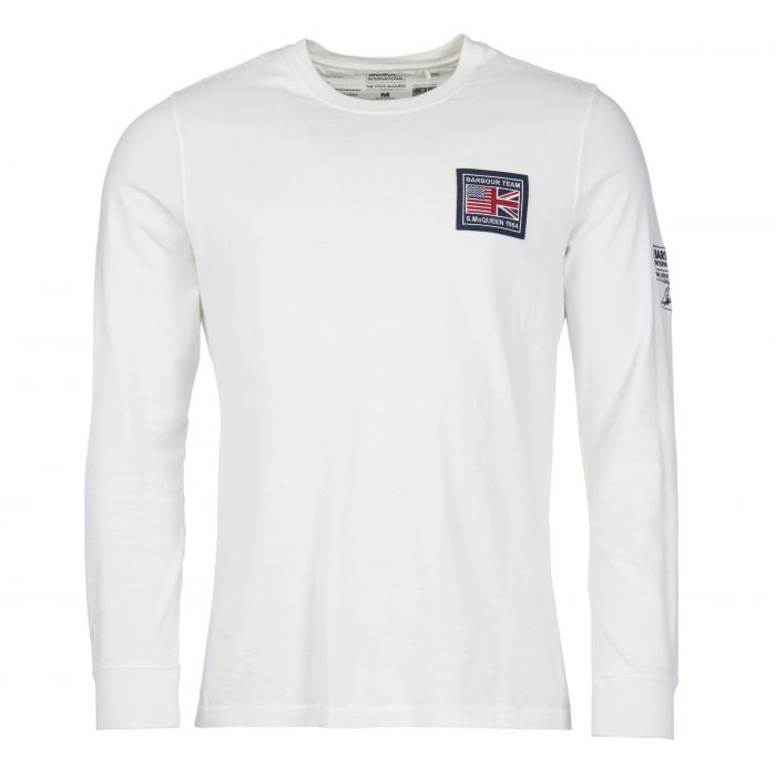 B.Intl Steve McQueen™ Team Long Sleeve T-Shirt