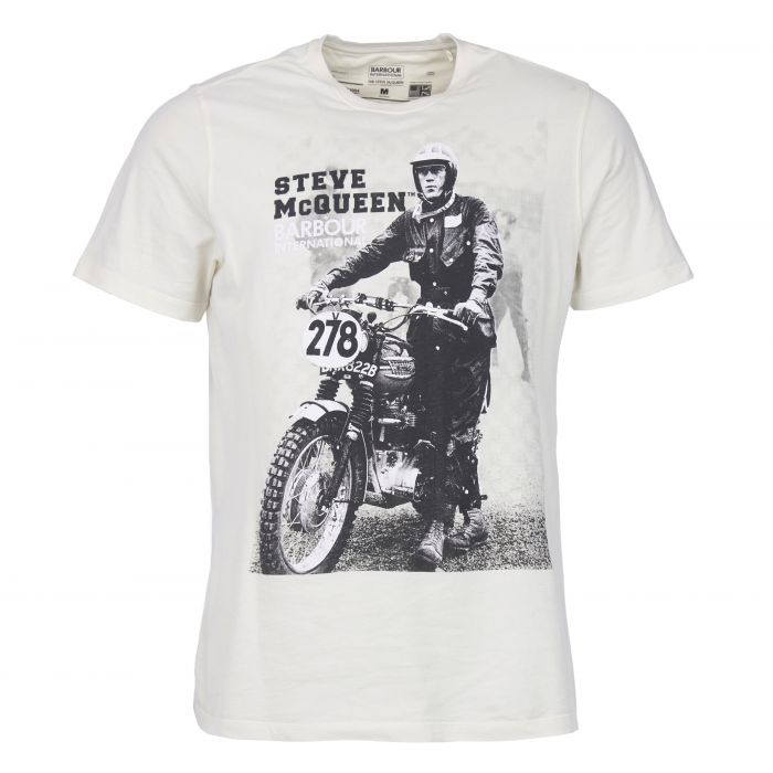 B.Intl Steve McQueen™ Stand and Ride T-Shirt