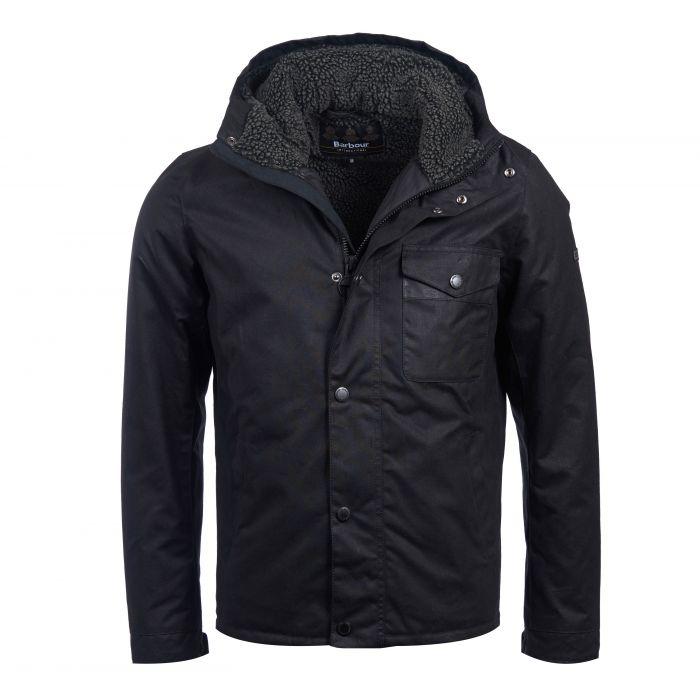 B.Intl Kevlar Waxed Cotton Jacket