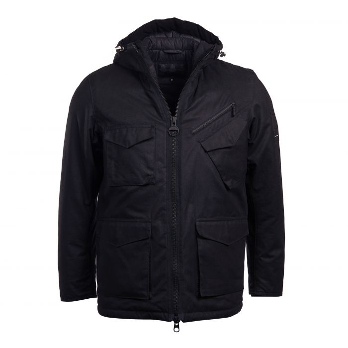 B.Intl Carbo Waxed Cotton Jacket