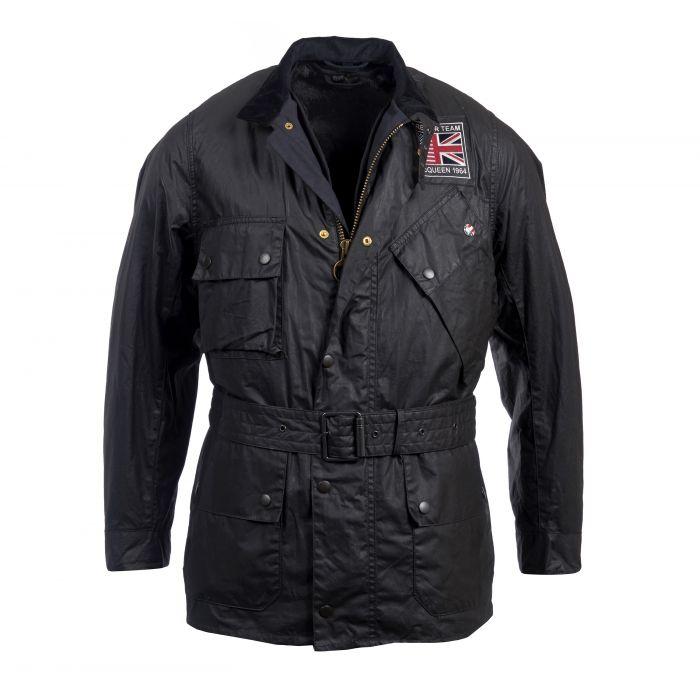 B.Intl Steve McQueen™ Joshua Wax Jacket