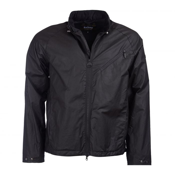 B.Intl Optic Copy Waxed Cotton Jacket