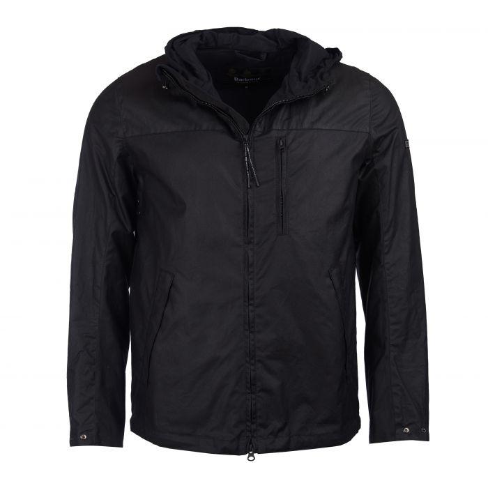 B.Intl Lanark Waxed Cotton Jacket