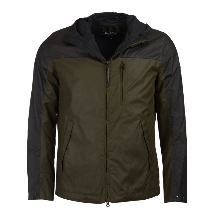 B.Intl Lanark Waxed Cotton Jacket