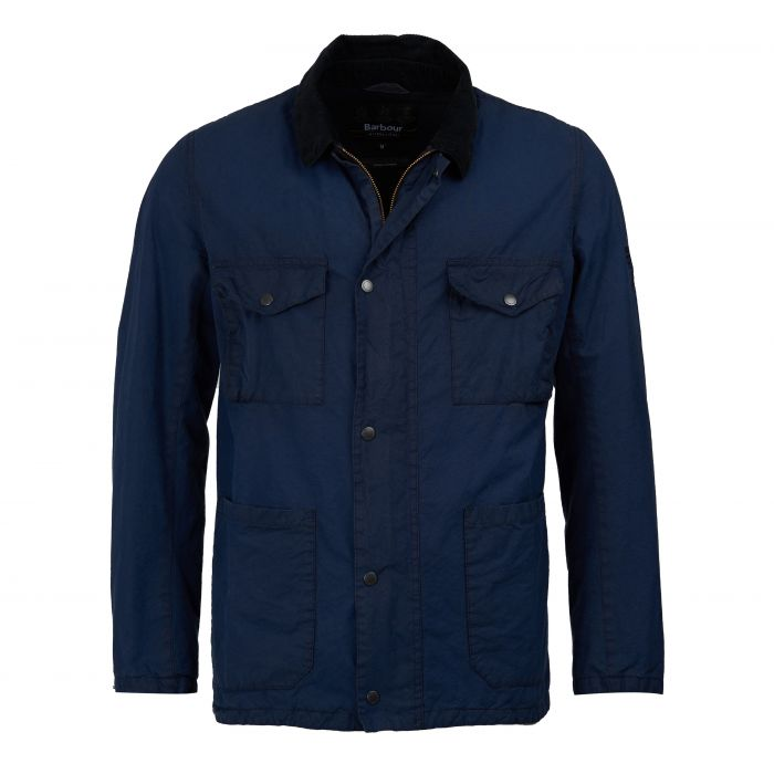 B.Intl Steve McQueen™ Lawtell Waxed Cotton Jacket