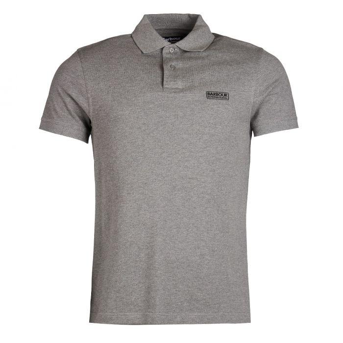 B.Intl International Essential Pique Polo Shirt