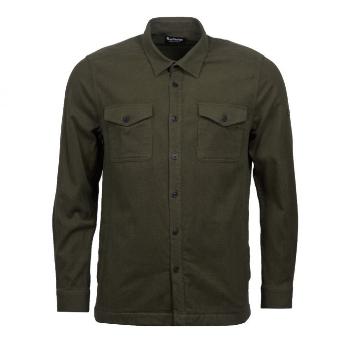 B.Intl Skipton Overshirt