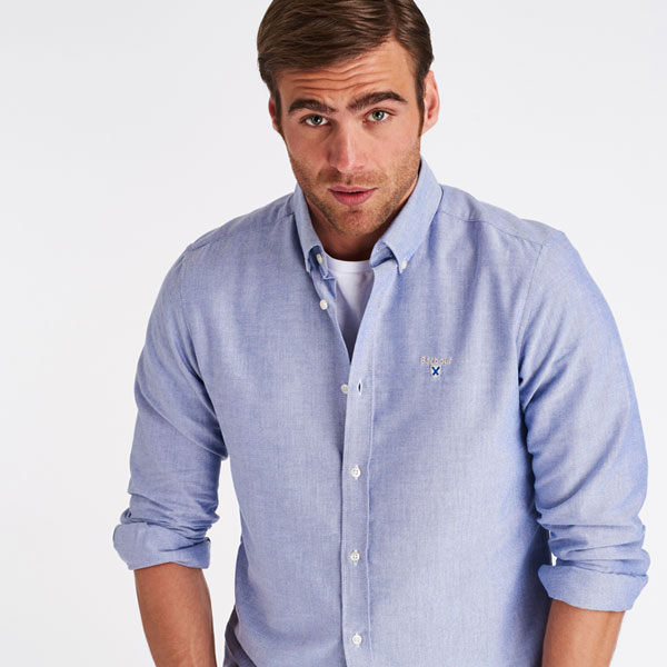 Background image for Plain Oxford Shirts