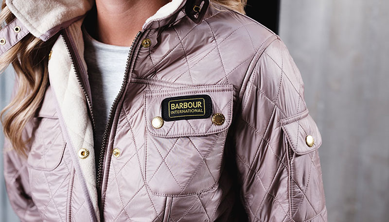 barbour aragon jacket