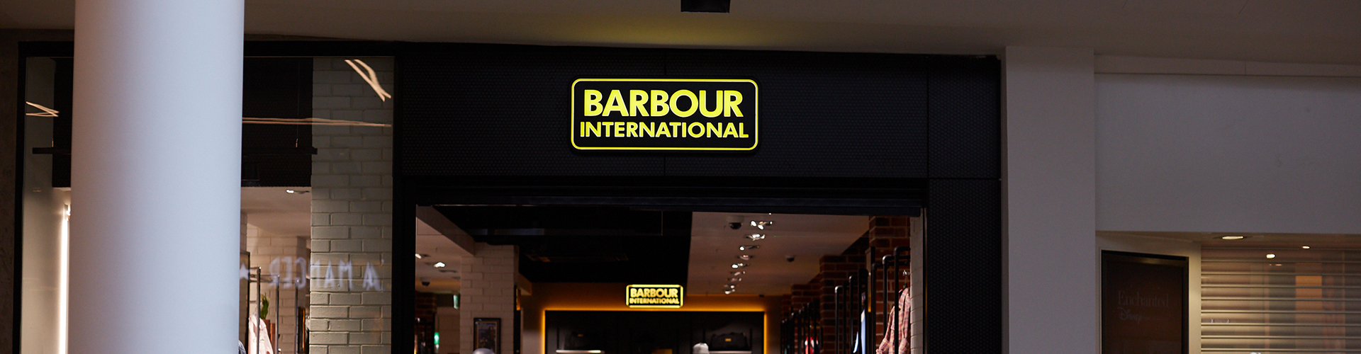 barbour meadowhall